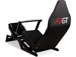Cadeira Gaming + Suporte Simulator Next Level Racing F1 GT Cockpit — PS4/PS3/Xbox/PC