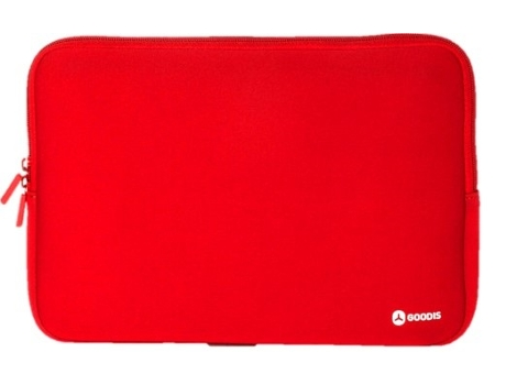 Sleeve GOODIS 15,6'' Vermelha — 15,6''