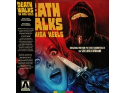Vinil Stelvio Cipriani - Death Walks On High Heels (La Morte Cammina Con I Tacchi Alti)