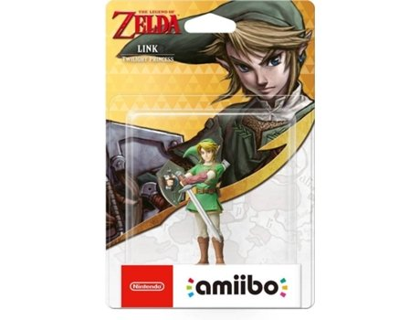 Nintendo - Figura Amiibo Link: Twilight Princess