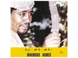 Vinil Mahmoud Ahmed With The - Ibex Band