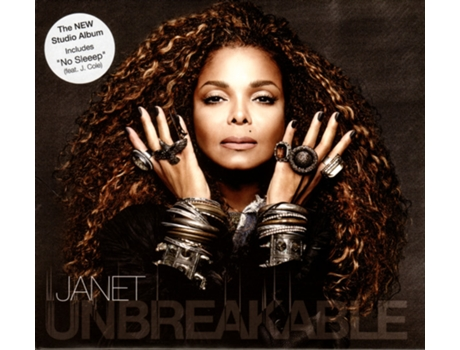 CD Janet - Unbreakable