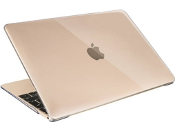 Capa ARTWIZZ Clear Clip MacBook 12'' Transparente — Compatibilidade: MacBook 12''