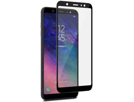 bd85c034b Película Vidro Temperado PURO Total Samsung Galaxy A6+ 2018