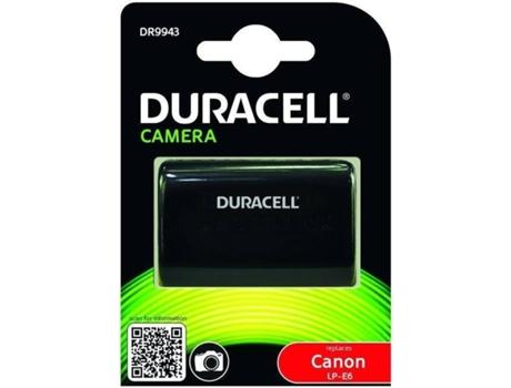 Bateria DURACELL Canon LP-E6