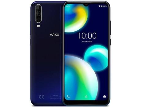 WIKO - Smartphone Desbloqueado NOS WIKO View 4 Lite (6.52 - 2 GB - 32 GB - Azul)