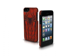 Capa SBS Marvel Spider Man iPhone 5, 5s, SE Vermelho — Compatibilidade: iPhone 5, 5s, SE