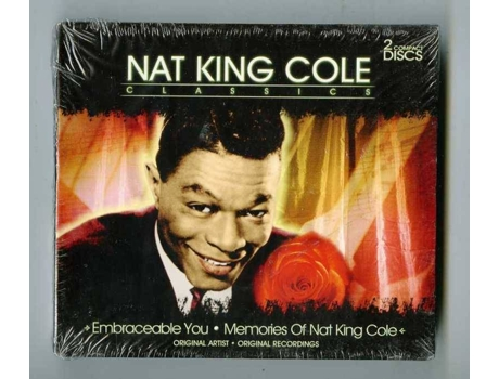 CD Nat King Cole - Embraceable You — Jazz
