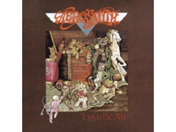 CD Aerosmith - Toys in the Attic — Pop-Rock