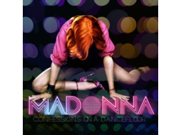 Vinil Madonna - Confessions On A Dance Floor — Pop