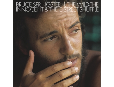 CD  bruce springsteen the wild, the innocent and the e street — Pop-Rock