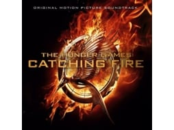 Vinil Varios: The Hunger Games-Catching Fire Os — Banda Sonora