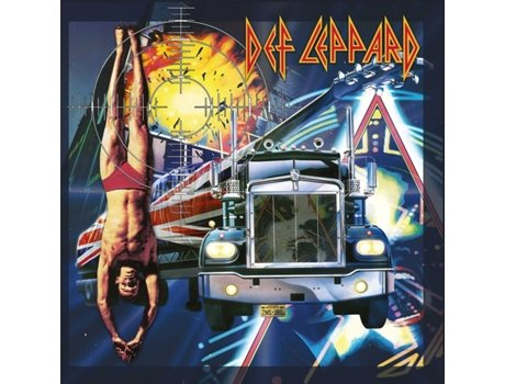 CD+EP Def Leppard - The CD Boxset Volume One — Pop-Rock