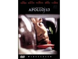 DVD Apollo 13 — De: Ron Howard | Com: Tom Hanks,Bill Paxton,Kevin Bacon,Gary Sinise,Ed Harris,Kathleen Quinlan,Mary Kate Schellhardt,Emily Ann Lloyd