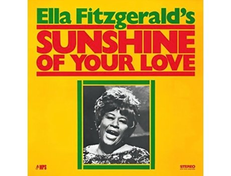 Vinil Ella Fitzgerald - Sunshine Of Your Love