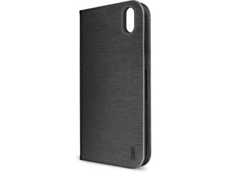 Capa iPhone X, XS ARTWIZZ Foliojacket Preto — Compatibilidade: iPhone X, XS