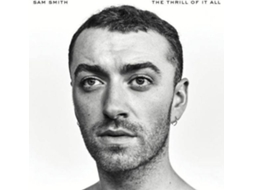 CD Sam Smith - The thrill of it all — Pop-Rock