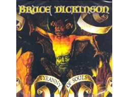 CD Bruce Dickinson - Tyranny Of Souls