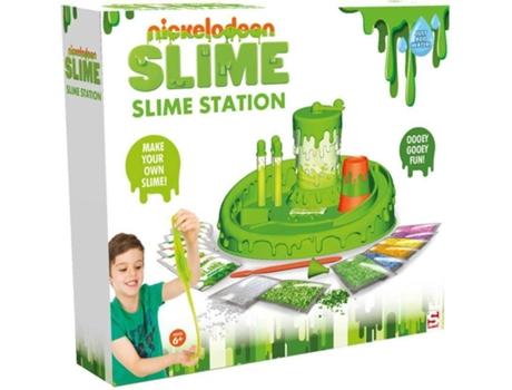 Fábrica de Brinquedo Slime SAMBRO (Idade Mínima  6) a0ac1784813