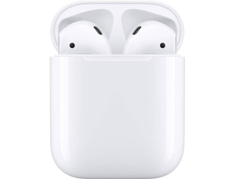 AirPods 2019 APPLE (Microfone -  Branco)