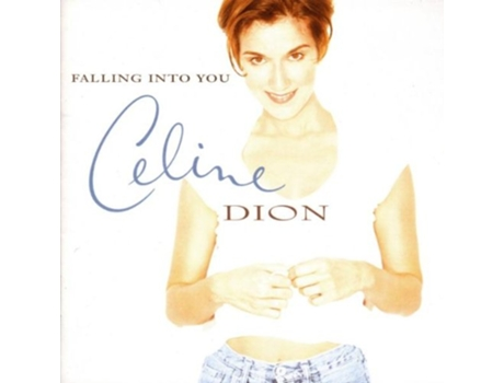 CD Celine Dion-Falling Into You — Pop-Rock