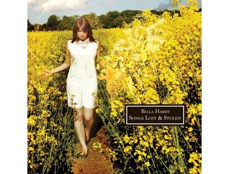 CD Bella Hardy - Songs Lost & Stolen