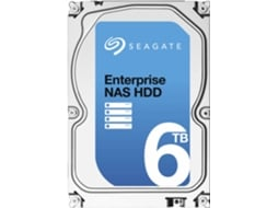 Disco Interno NAS 3.5'' SEAGATE 6TB ENTERPRISE ST6000VN0011 — 3.5'' | 6 TB | SATA3 6 Gb/s
