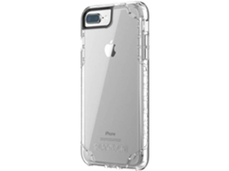 Capa GRIFFIN Strng iPhone 6 Plus, 6s Plus, 7 Plus, 8 Plus Transparente — Compatibilidade: iPhone 6 Plus, 6s Plus, 7 Plus, 8 Plus