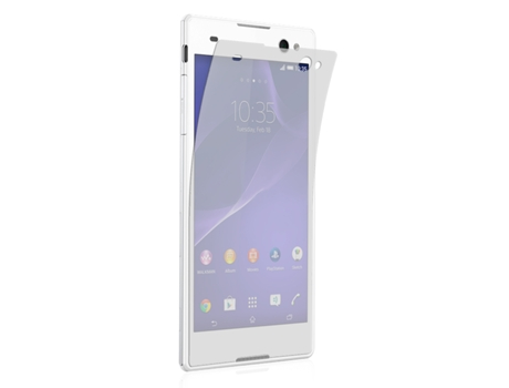 Pelcula simples sbs anti glare sony xperia c3 worten pelcula simples sbs anti glare sony xperia c3 reheart Images