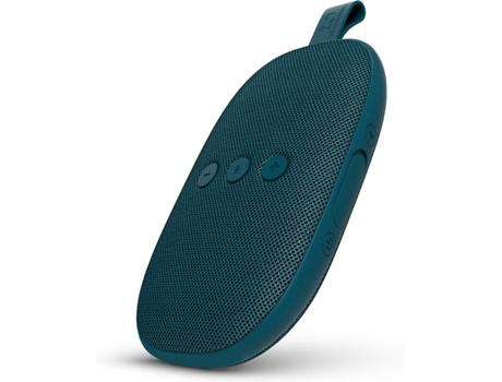 Coluna Bluetooth FRESH & REBEL Bold X (2x8W - Azul)