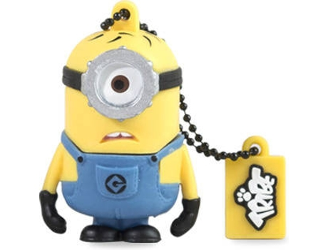 Pen USB 3D MINION CARL 8GB — 8 GB | USB 2.0