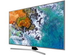 tv samsung ue65nu7455uxxc led 65 39 39 165 cm 4k ultra hd smart tv. Black Bedroom Furniture Sets. Home Design Ideas