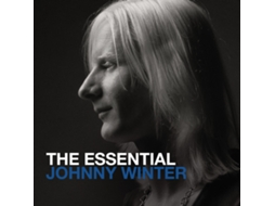 CD Various Artists The Essential Johnny Winter — Pop-Rock