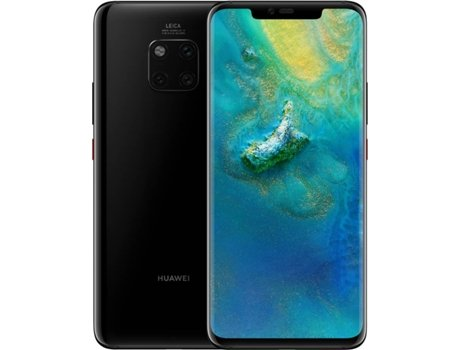 Smartphone HUAWEI Mate 20 Pro (6.39   - 6 GB - 128 GB - Preto)