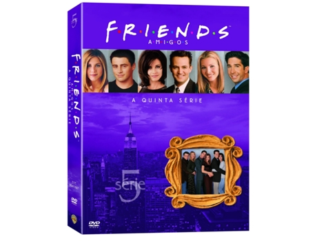 DVD Friends - Temporada 5 — Do realizador James Burrows