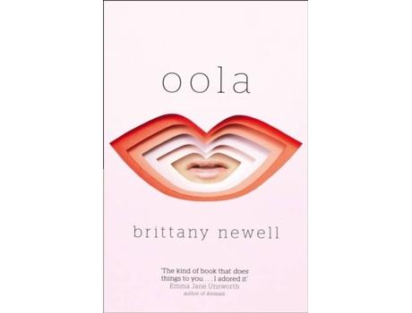Livro Oola de Britney Newell