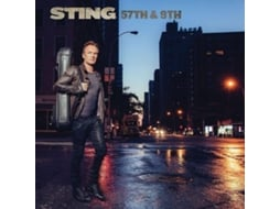 CD Sting - 57th & 9th (Deluxe Edition) — Pop-Rock