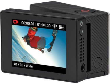 LCD GOPRO Touch BP Hero4 — Compatibilidade: GoPro Hero 4