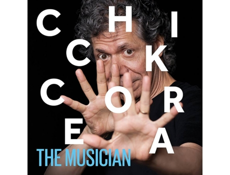 Vinil LP Chick Corea - The Musician — Jazz