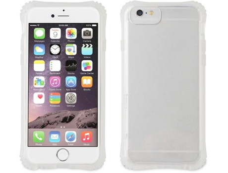 Capa iPhone 6/6S MUVIT PRO Transparente — Capa / iPhone 6/6S