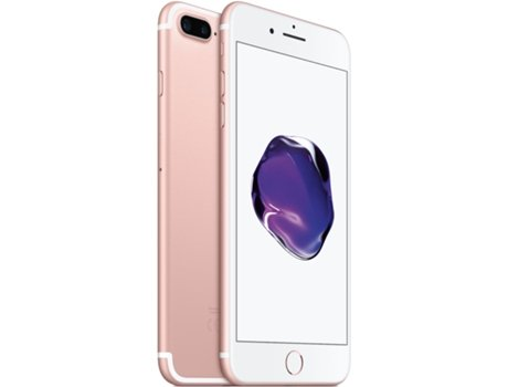 Smartphone APPLE iPhone 7 Plus 128GB Rosa Dourado — iOS 10 | 5.5'' | A10 Fusion