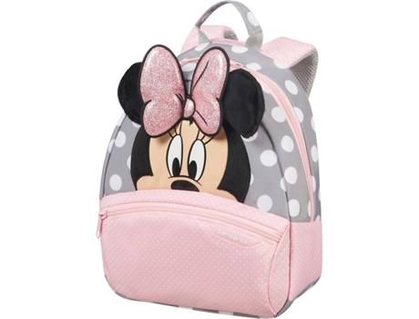Mochila infantil Disney Soft Minnie   Loja da Criança