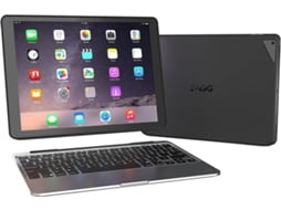 Capa Teclado ZAGG Slim (Apple - Preto) — iPad Pro | 12.9''