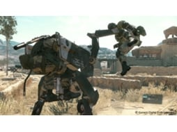 Jogo PS3 Metal Gear Solid V: The Phantom Pain - Day One — Ação/Aventura / Idade Mínima Recomendada: 18