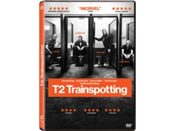 DVD T2 Trainspotting — Do realizador Danny Boyle