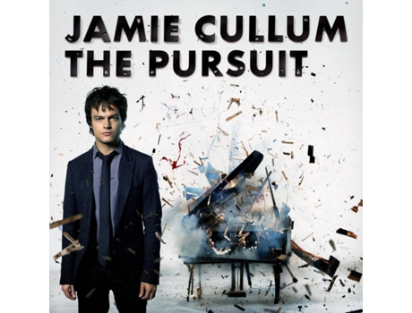 CD + DVD Jamie Cullum - Pursuit — Jazz