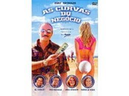 DVD As Curvas do Negócio — De: Harry Basil | Com: Burt Reynolds, Paul Rodriguez, D.L. Hughley