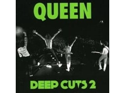 CD Queen - Deep Cuts 1977-1982 — Pop-Rock