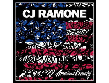 CD CJ Ramone - American Beauty
