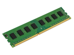 Memória RAM DDR3 KINGSTON 4 GB (1333 MHz - CL 9 - Verde) — 4 GB | 1333 MHz | DDR3